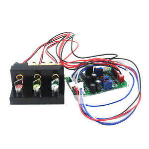 Mini Full Color 250mw Rgb White red green blue Laser Module High Brightness