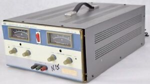 Gw Instrument Gpr 3010h Portable Laboratory Dc Power Supply 0 12a 0 35v
