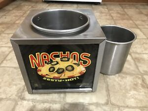Nacho Cheese Warmer Stainless Steel Nsf