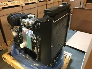 Perkins 404d 22t Industrial Power Unit Diesel Engines 60hp With Inst Panel