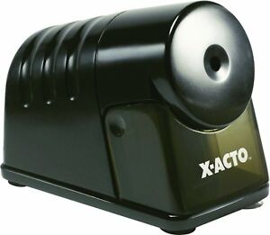 X acto Powerhouse Electric Sharpener Black 1799