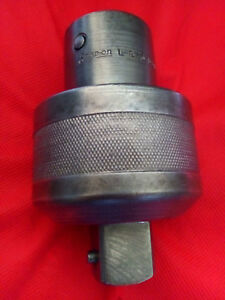 Snap on Usa Vintage Ratchet Adaptor 1in Drive L 673