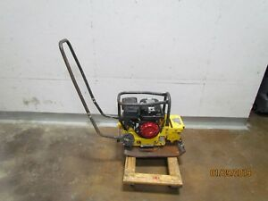 Bomag Bvp 18 45 Plate Compactor