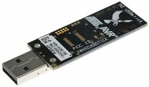 Microchip Technology Rzusbstick 2 4ghz Rf Transceiver Starter Kit For At86rf230