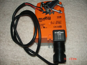 Belimo Tfb24 Us Actuator 24 Vac dc 22 In lbs 2 position New