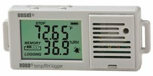 Hobo Data Logger Temperature And Humidity Usb Ux100 003 1 Each
