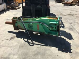 Montabert Tramac Hydraulic Breaker For Excavator