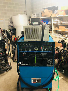 Miller Syncrowave 350lx Water Cooled Tig Welder