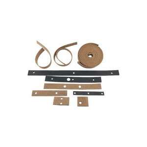 Body To Frame Pad Set 19 Pieces Ford Passenger Only 32 15359 1