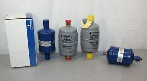 Lot Of 5 Refrigeration Filter Driers C 166 s t hh C 164 s Ek 084 Sfd 13s7vv