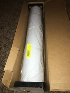 New 30 X 50 Yard Roll White Oracal 651g Vinyl Plotter Sign Banner Material