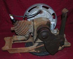 Great Running Maytag Model 92 Single Cylinder Gas Engine Motor 333325