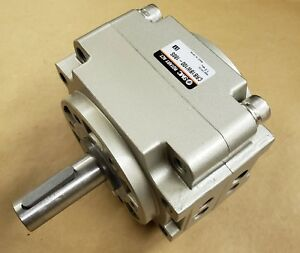 Rotary Actuator Pneumatic Smc Crb1bw100 180s New In Orig Box