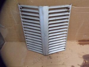 To35 Massey Ferguson Tractor Front Grille Hood Grill Original