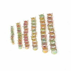 60pcs 7 10 11 14 15 17mm Spring Clips Fuel Hose Line Water Pipe Air Tube Clamps