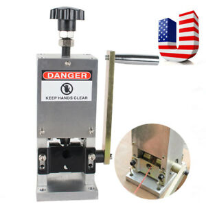 Manual Wire Stripping Machine Copper Cable Peeling Stripper Cable Stripper usa