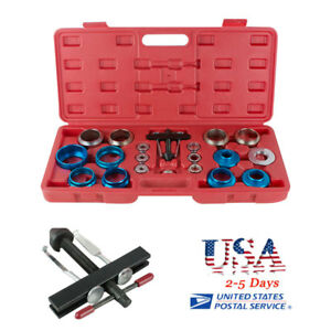 Us Camshaft Bearing Remover Installer Tool Kit Set Crank Seal Removal Motor Tool