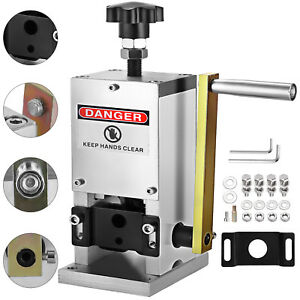 Cable Wire Stripping Machine Copper Stripping New Durable Hand Crank Pro