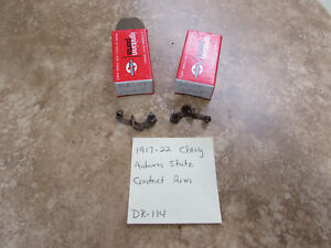 1917 1918 1919 1920 1921 1922 Chevy Stutz Auburn Ignition Contact Arms Dr 114