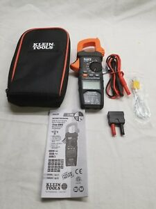Klein Tools Cl700 600a Ac Auto ranging Digital Clamp Tough Meter True Rms Mint