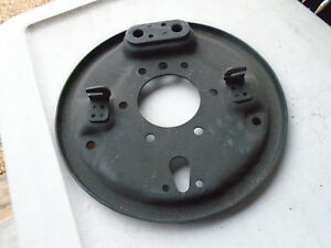 Willys Jeeps Mb Gpw Cj 2a 9 In Brake Backing Plate