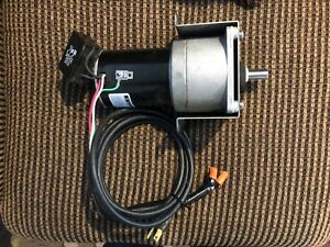 Bison Ac Gear Motor 1 20 Hp 385 In Lbs Torque P n 016 200 1302 With Capacitor