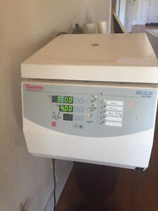 Thermo Iec Cl30 Centrifuge Free Shipping