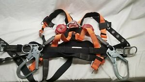 Miller Titan Ii Safety Harness Miller Turbo Lite Personal Fall Limiter G2