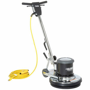 Corded Floor Machine 17 Cleaning Width Lot Of 1