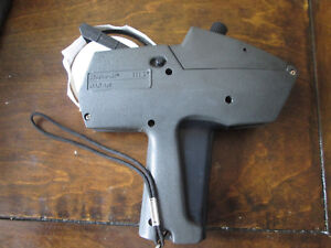 Monarch 1115 2 Line Paxar Price Gun Used