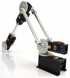 Robotshop M100rak V3 Modular Robotic Arm Kit no Electronics