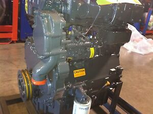 Perkins Remanufactured Diesel Engines