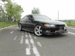 Front rear Lip On Bumper Tourer For Toyota Chaser mark Ii cresta Jzx90