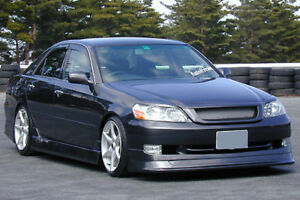 Rear front Skirt On Bumper hippo Sleek For Toyota Mark Ii Jzx110