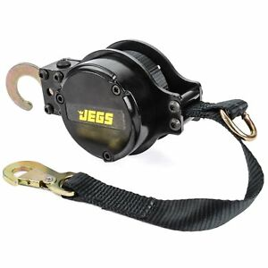 Jegs 80145 Retractable Tow Strap
