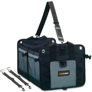 Car Trunk Organizer Collapsible Cargo Storage Bag For Camping Fishing