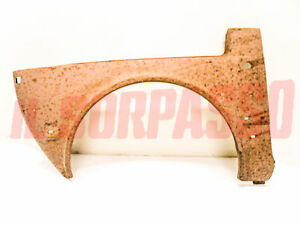 Front Fender Left Fiat 127 3 Original Series