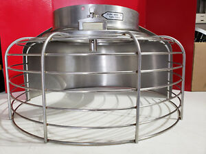 Hobart Mixer 60 Qt Bowl Guard Safety Cage Fits Hobart Classic H600 Oem