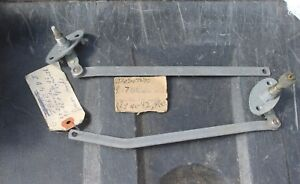 1940 1941 1942 Plymouth 1940 Desoto Nos Trico Wiper Arms Bases Pair S