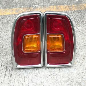 Mitsubishi Lancer A70 A72 Tail Light Rear Lamp Right Side Genuine Parts Japan