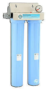 New Hoshizaki Hdi 22 Ice Machine Water Filtration System 2 Filter System