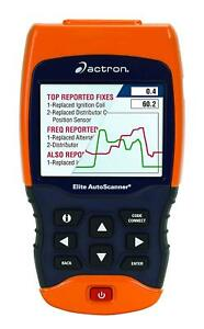 Actron Cp9690 Elite Autoscanner Kit Enhanced Obd I And Obd2 Scan 17988 1ajj