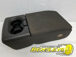 2004 2005 2006 2007 2008 Ford F 150 Center Console Jump Seat Armrest Dark Gray