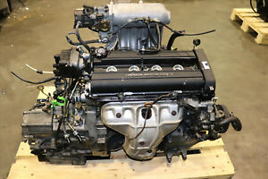 Jdm 99 01 Honda Cr V 2 0l Dohc B20b Engine Awd Automatic Transmission B20z 150hp