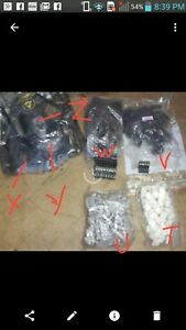 Grab Bag Lot Of 1000 Piece Vintage Electronic Components