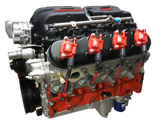 New Complete Lsx 454 Engine 740hp 7100 Rpm Ls7
