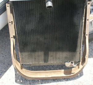 1948 1949 1950 1951 1952 Dodge Truck Radiator Surround Only