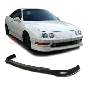 Made For 1998 2001 Acura Integra Dc2 Type R Style Front Pu Bumper Lip Body Kit