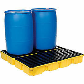 Eagle 4 Drum Spill Containment Platform Lot Of 1