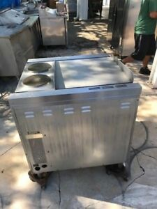 Toastmaster Range Electric Convection Oven Tre36c5
